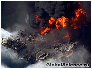 У берегов Нигерии произошел взрыв нефтяной вышки: есть пострадавшие