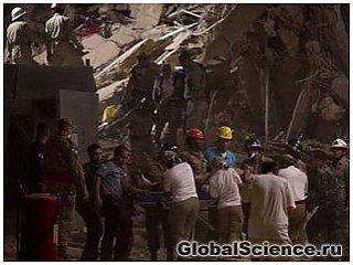 В Рио-де-Жанейро обрушились два многоэтажных здания