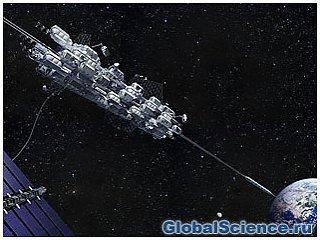 Япония планирует построить космический лифт к 2050 году