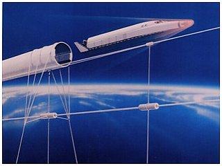 Новая система космического запуска маглев