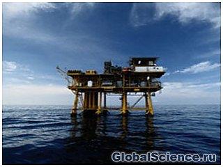 С нефтяной платформы в Северном море из-за утечки газа срочно эвакуированы рабочие