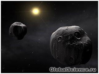 Два крошечных астероида пронеслись мимо Земли