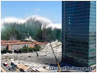 Ученые прогнозируют новое разрушительное цунами в Японии