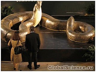 Земля снова будет захвачена гигантскими змеями