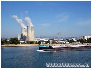 На французской АЭС из-за пожара были остановлены реакторы