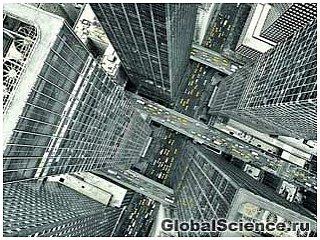 """Радар, """"заглядывающий"""" за здания, сможет отслеживать транспорт в сложных городских условиях"""