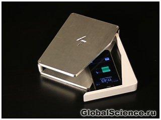 Инновационное устройство для смартфонов с функцией дезинфекции и подзарядки