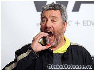 Французские ученые создали спрей с эффектом опьянения
