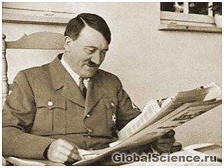 Гитлер употреблял кокаин и страдал метеоризмом: раскрыты его медицинские карты