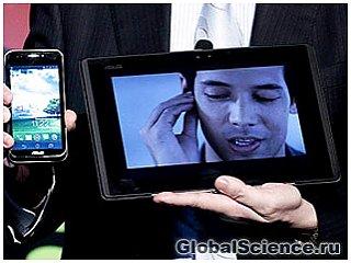 Темпы распространения смартфонов и планшетов стремительно растут