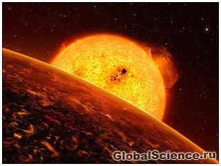 Астрономы обнаружили необычную экзопланету