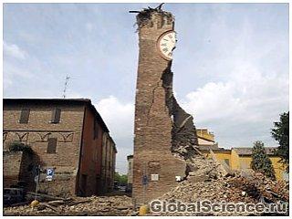 Сильное землетрясение в Италии: погибло 8 человек