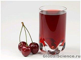 Вишнёвый сок поможет при артрите