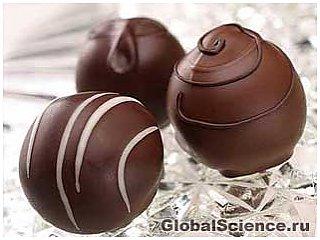 Сок сделает безвредным шоколад