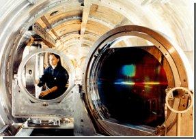 Ученые изобрели самый мощный лазер в мире