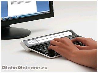Компания KeуView представила клавиатуру с дисплеем