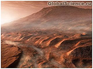 Снежинки на Марсе состоят из углекислого газа