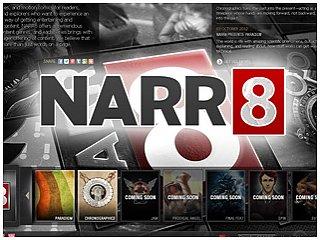 NARR8 анонсирует научно-популярные сериалы