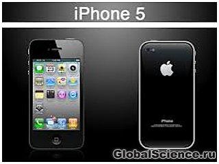 iPhone 5 получил звание худшего из топовых смартфонов
