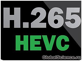Утверждён формат видео следующего поколения H.265, вдвое эффективней сжимающий видео