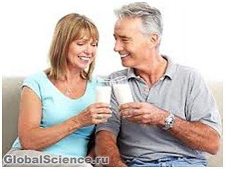Молоко и йогурт защитят от остеопороза