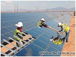 Солнечная энергия становится дешевле угольной