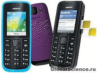 Новый телефон от Nokia работает месяц без перезарядки и стоит $20