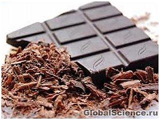 Черный шоколад тормозит процесс старения кожи