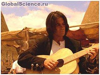 Женщинам больше нравятся мужчины с гитарой
