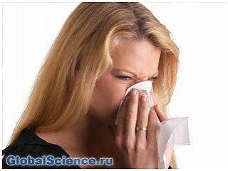Половина людей к 2015 году будет страдать той или иной формой аллергии