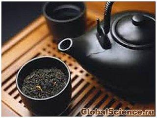 крепкий зеленый чай для похудения