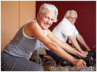 Умеренные физические нагрузки защищают от остеоартрита