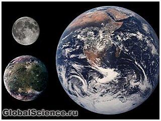 Земля была когда-то двойником спутника Юпитера Ио