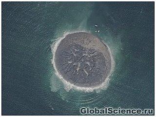 В Аравійському морі виник новий острів