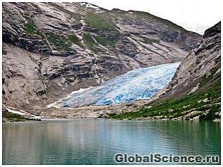 Останки лошади железного века найдены в таящих ледниках Норвегии