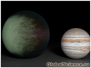 Spitzer зафиксировал облака над экзопланетой