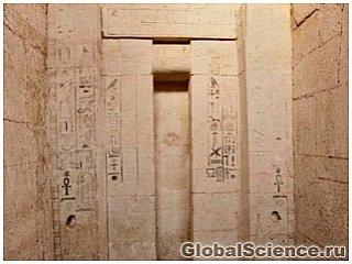 Секретная гробница царского лекаря найдена недалеко от Каира