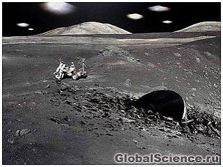 На Луне находятся базы инопланетян