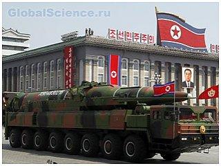 Корея могла закончить испытание двигателя межконтинентального ракетного модуля KN-08