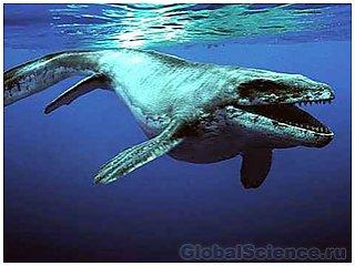 Неизвестного монстра обнаружили в арктических водах