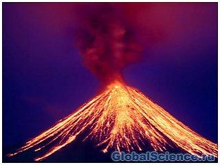 Вулканы помогают земле спастись от глобального потепления