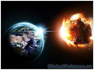 Предстоящей ночью над землей пронесется 30-ти метровый метеорит