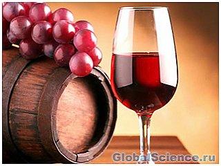 Красное вино приносит пользу ленивым людям
