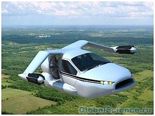Французы создали летающий автомобиль