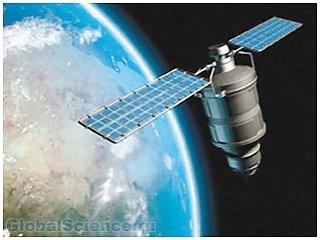 Осколки российского спутника упадут не землю в конце следующего месяца
