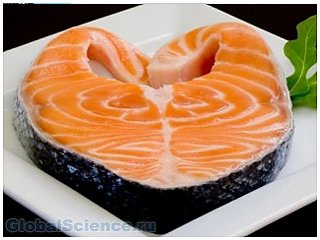Употребление в пищу жирной рыбы исключает проблемы нарушения сна