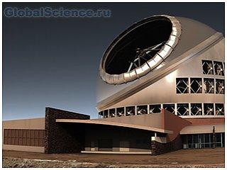 МГУ построит на Канарах самый большой телескоп в мире