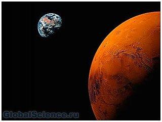 В ночь на 14-е апреля Марс будет максимально близко к земле
