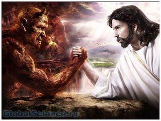 Человечество борется со злом, показывая тем самым свою глупость