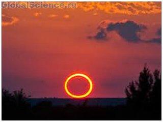 Днём 20-го мая произойдет необычное солнечное затмение